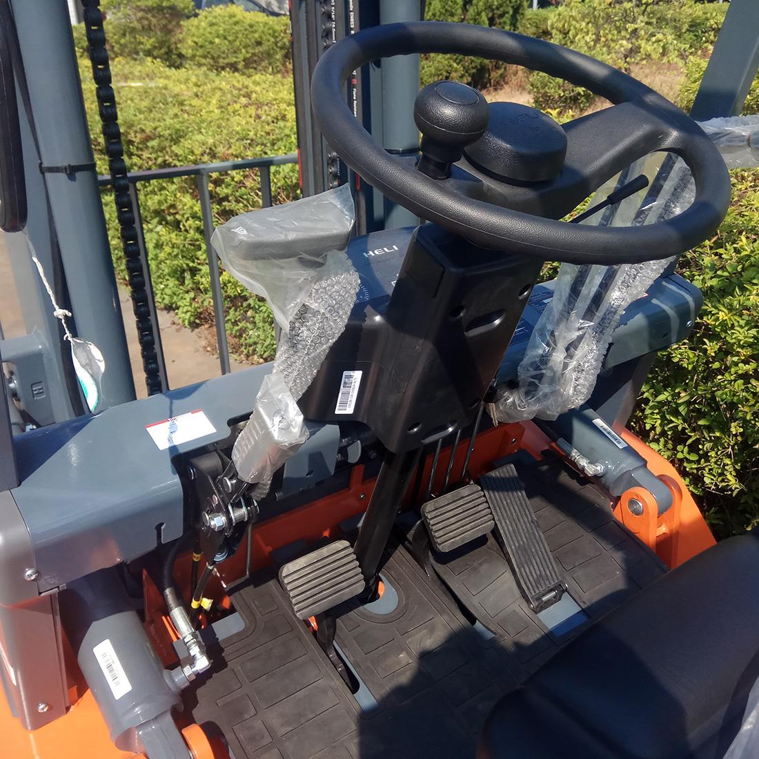 东莞市全新合力3吨标准柴油叉车出租【价格 价格一览表 多少钱一个月】