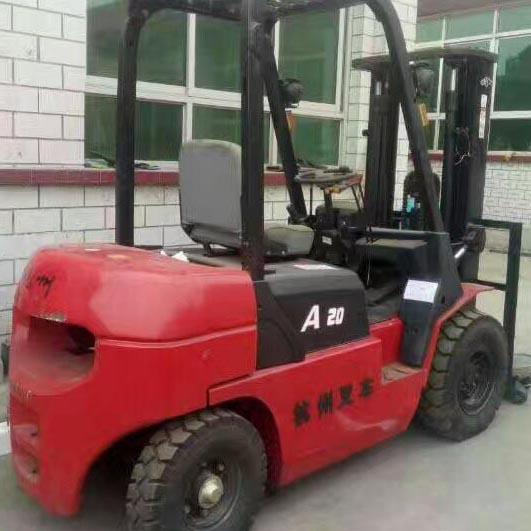 东莞市杭州叉车2吨柴油叉车出租【价格 价格一览表 多少钱一个月】