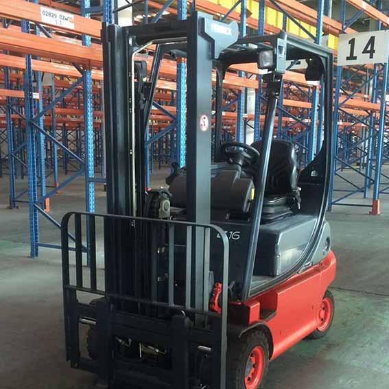 全国林德1.6吨平衡重式电动叉车出租【价格 价格一览表 多少钱一个月】