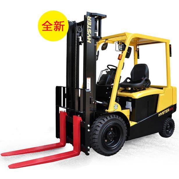 东莞市海斯特3.5吨平衡重式电动叉车(全新)出租【价格 价格一览表 多少钱一个月】