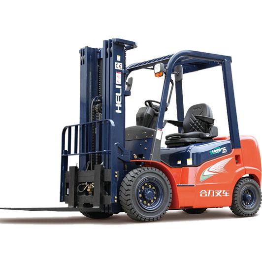 东莞市二手合力2.5吨平衡重式柴油叉车出租