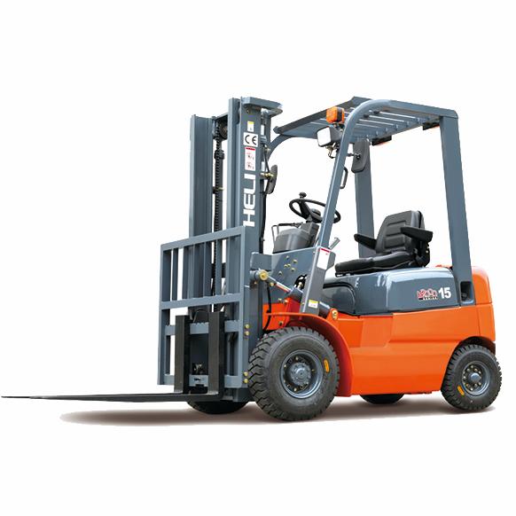 合力1.5吨平衡重式柴油叉车