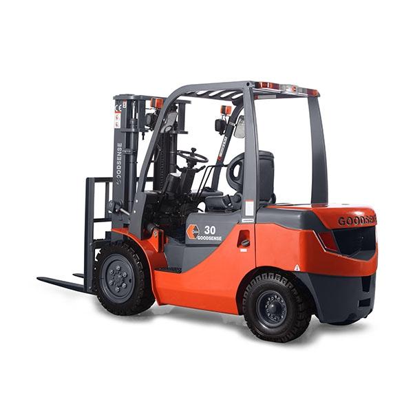 东莞市吉鑫祥3吨平衡重式柴油叉车出租【价格 价格一览表 多少钱一个月】