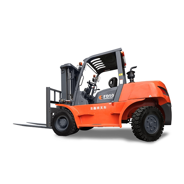 吉鑫祥5吨平衡重式柴油叉车