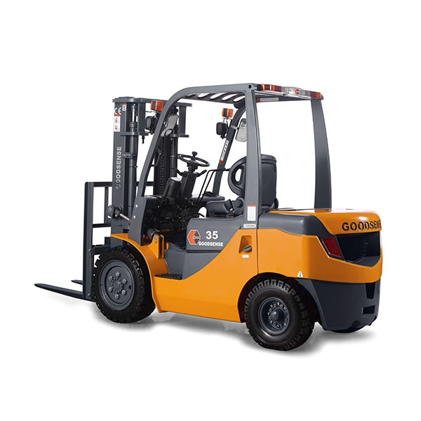 东莞市吉鑫祥3.5吨平衡重式柴油叉车出租【价格 价格一览表 多少钱一个月】