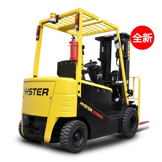 东莞市海斯特2.5吨平衡重式电动叉车(全新车)出租【价格 价格一览表 多少钱一个月】