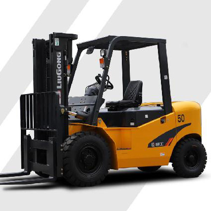 东莞市柳工5吨平衡重式柴油叉车出租【价格 价格一览表 多少钱一个月】