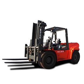 龙工10吨平衡重式柴油叉车